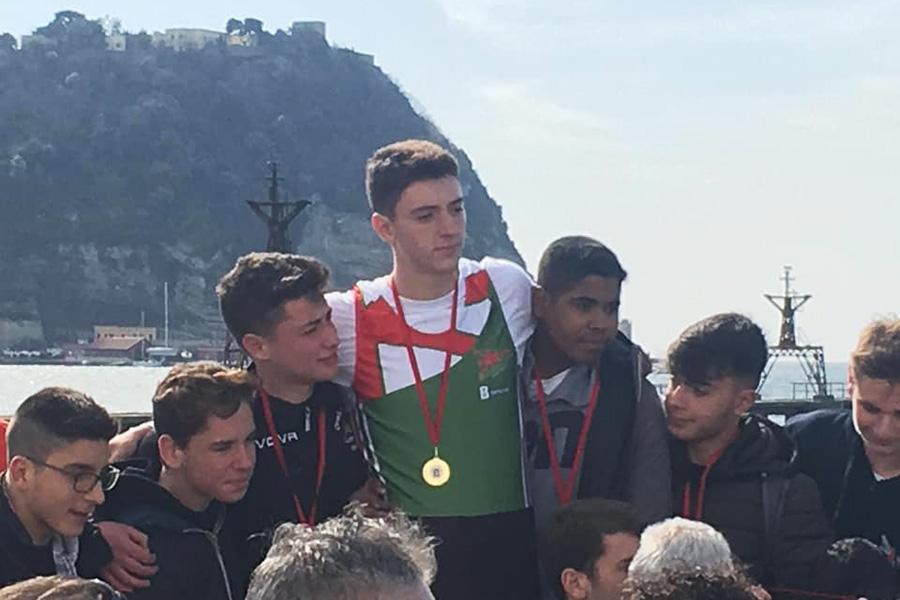 Circolo ILVA Bagnoli vince la Coppa Nisida