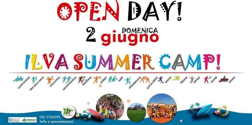 Campus Estivo 2019 – Open Day