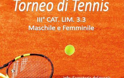 Torneo di Tennis FIT – Orari e Calendario