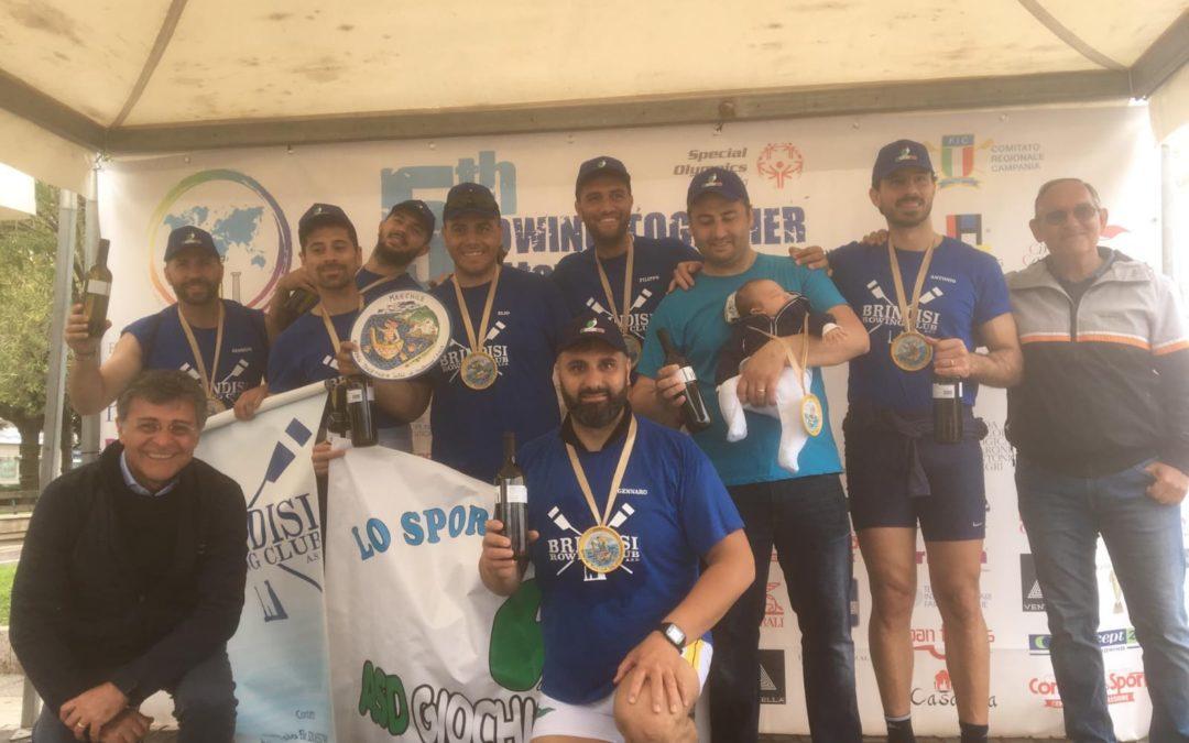 """Rowing Togheter città di Salerno"""