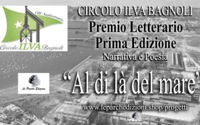 """CONCORSO LETTERARIO – """"AL DI LA' DEL MARE"""""""